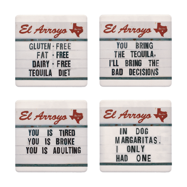 El Arroyo Coasters