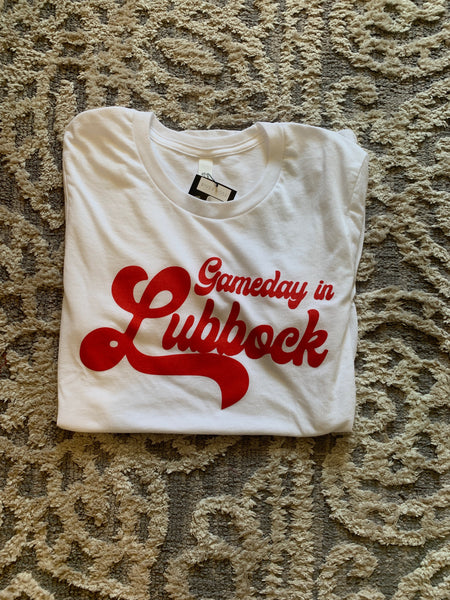 Gameday in Lubbock Tee