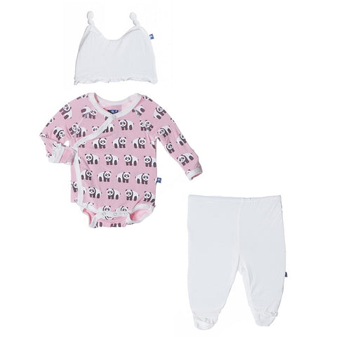 Girls Midnight Bikes PJ Set