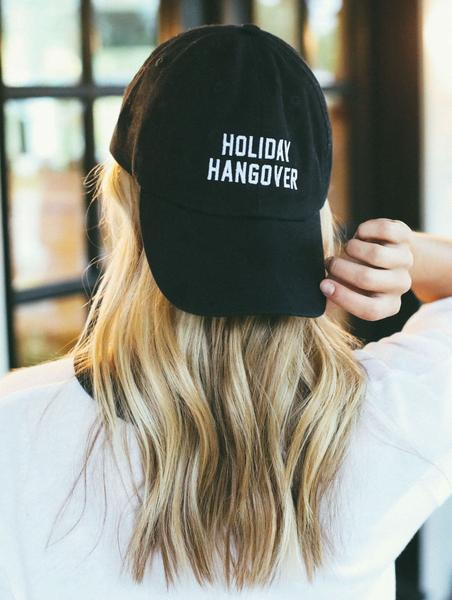 Holiday Hangover Hat