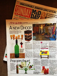 Dhoop: Featured in Sunday Mid-Day