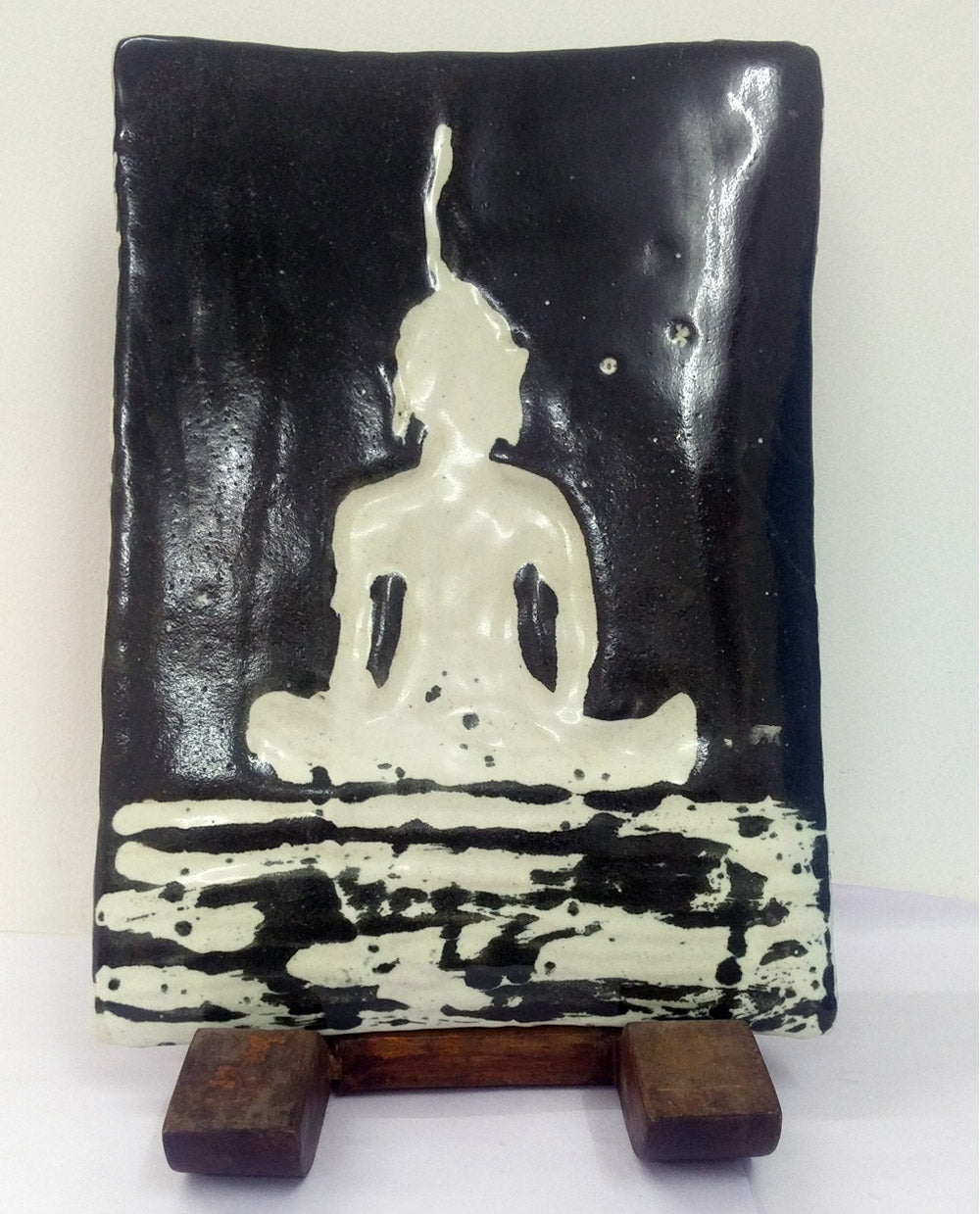 Buddha Panel with Stand - Dhoop