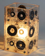 Upcycled Cassette Lamp - Dhoop