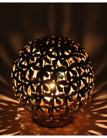 100 Flower Orb Candle - Dhoop