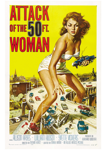 Attack of the 50 Ft Woman (1958)