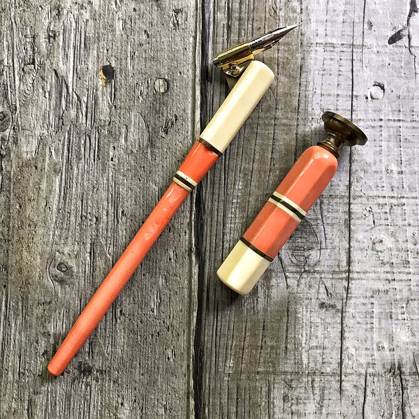 1920's Pen & Wax Seal Set No.04