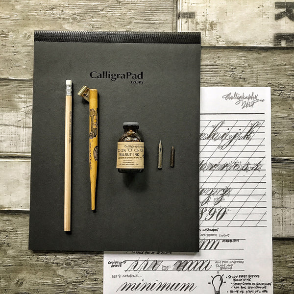 TCA Basic Calligraphy Kit (vintage holder)