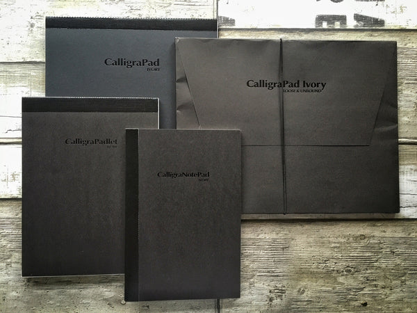 CalligraNotePad - Pack of 6