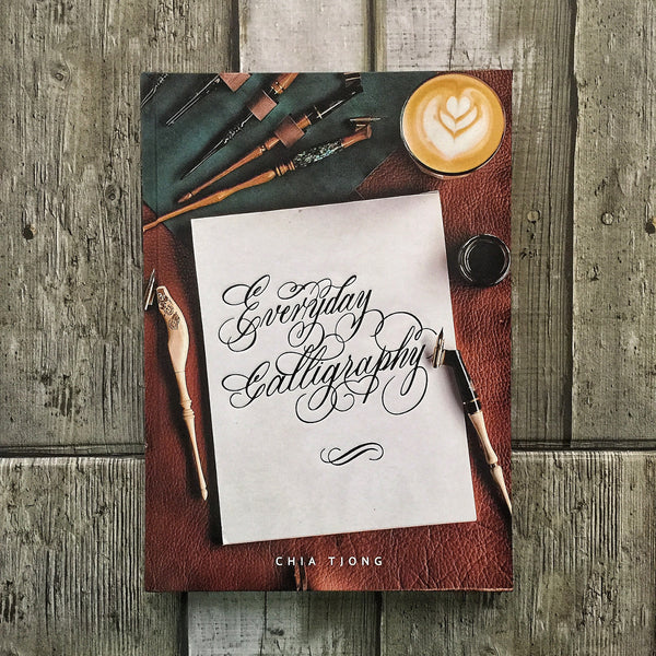 Everyday Calligraphy by Chia Tjong