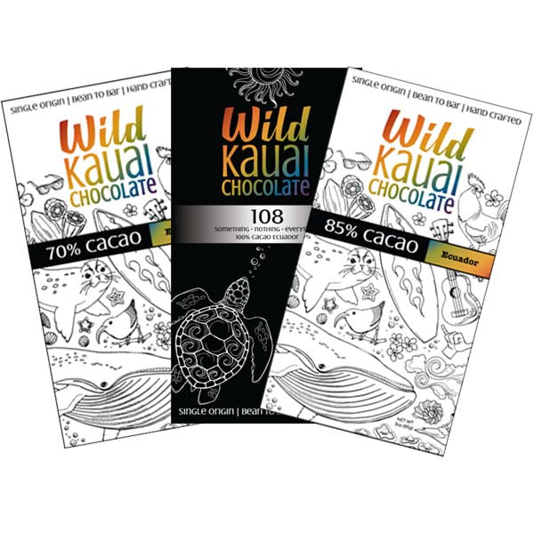 Wild Kauai Chocolate