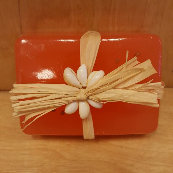 Gem Soap - Papaya, by Kauai Gems , Soap - Kauai Gems, The Kauai Store