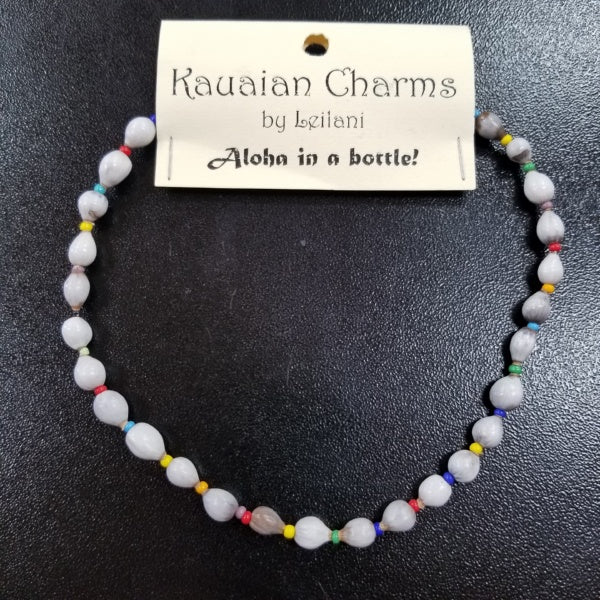 Jobes Tears Necklace, by Kauaian Charms