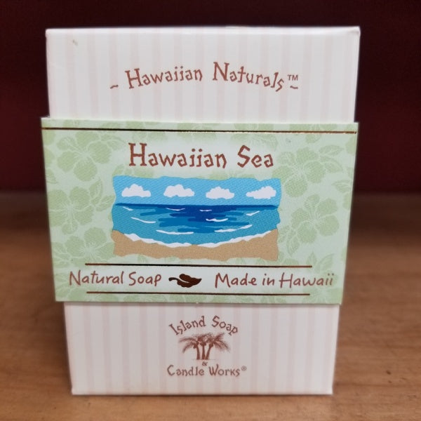 Natural Soap - Hawaiian Sea, by Island Soap & Candle Works