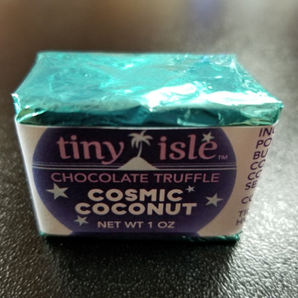 Chocolate Truffle - Cosmic Coconut, by Tiny Isle