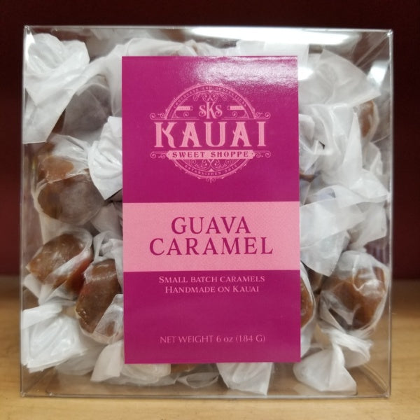 Caramels - Guava, by Kauai Sweet Shoppe