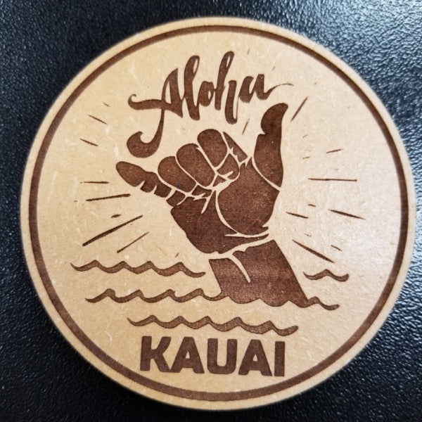 Coasters - Shaka Kauai, by Insert Brand Here Shop