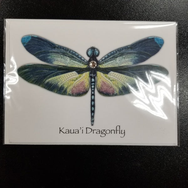 Dragonfly Cards, by Norbert Roessler