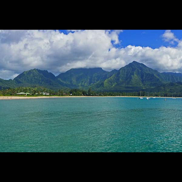 Postcards - Hanalei Bay, by The Kauai Store , Postcards - The Kauai Store, The Kauai Store  - 1