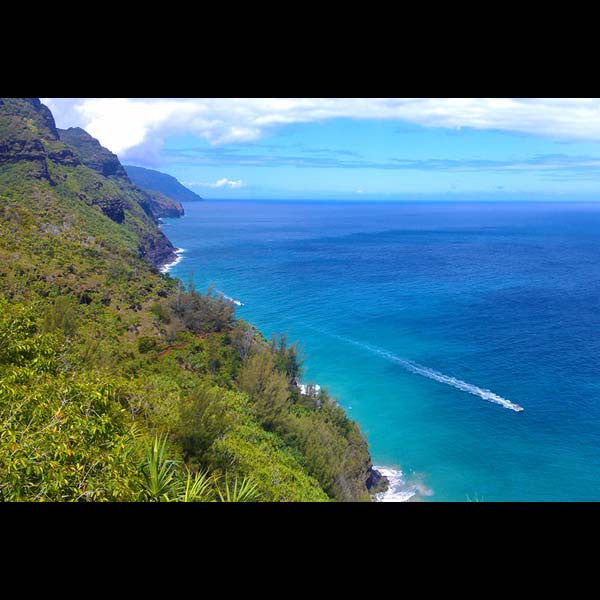 Postcards - Na Pali Coast, by The Kauai Store , Postcards - The Kauai Store, The Kauai Store  - 1