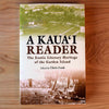 A Kaua'i Reader - The Exotic Literary Heritage of the Garden Island, by Chris Cook , Books - Mutual Publishing, The Kauai Store