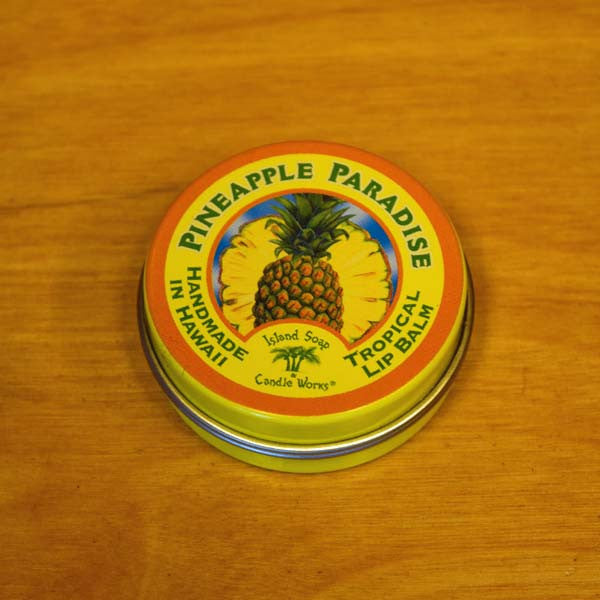 Tropical Lip Balm - Pineapple Paradise, by Island Soap & Candle Works , Beauty - Island Soap & Candle Works, The Kauai Store