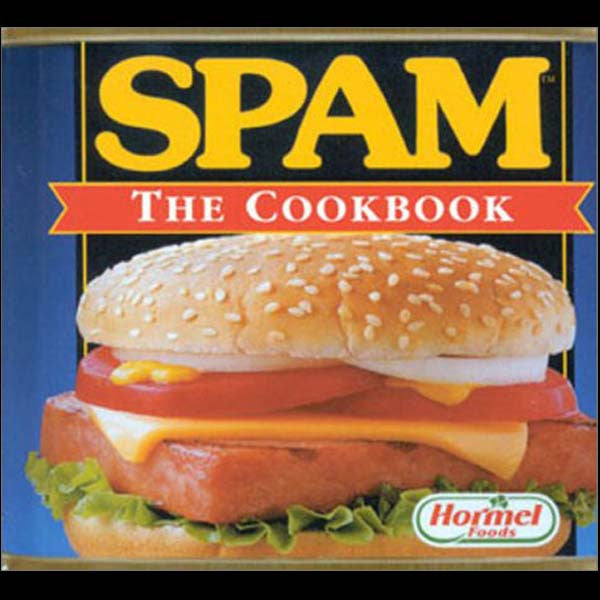 SPAM The Cookbook, by Linda Eggers , Books - Linda Eggers, The Kauai Store