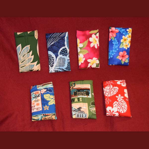 Eyeglass Cases, by Mailelani's , Accessories - Mailelani's, The Kauai Store  - 1