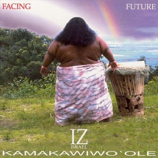"Facing Future, by Israel ""IZ"" Kamakawiwo'ole , Music - Mountain Apple Company, The Kauai Store"