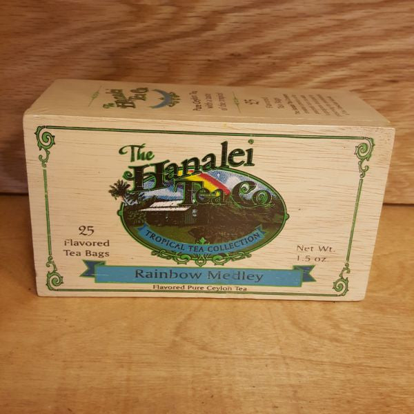 Tea - Rainbow Medley, by The Hanalei Tea Company , Tea - The Hanalei Tea Company, The Kauai Store