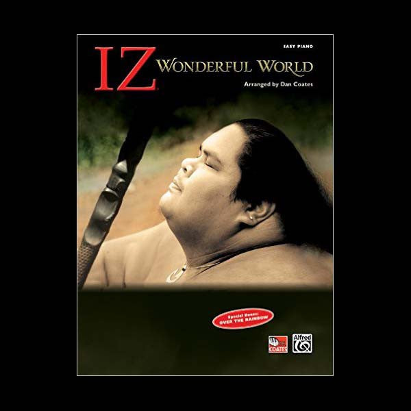 IZ Wonderful World Songbook, by Alfred Publishing , Books - Alfred Publishing, The Kauai Store
