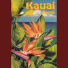 Wooden Kauai Postcard - Bird of Paradise, by Hawaiian Woody's , Home - Hawaiian Woody's, The Kauai Store  - 1