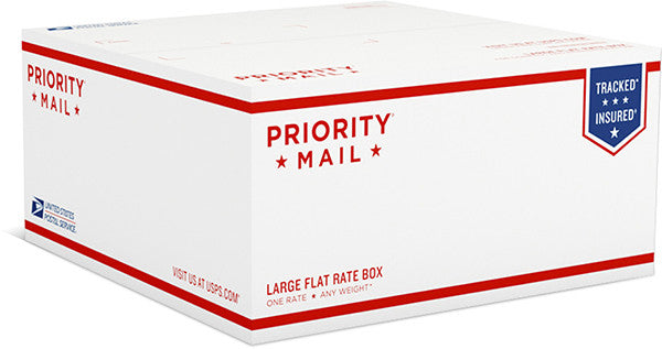 Shipping - Large Flat Rate Box ,  - USPS, The Kauai Store