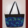 Large Sized Zipper Bag, by Mailelani's , Accessories - Mailelani's, The Kauai Store  - 2