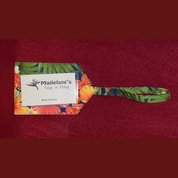 Luggage Tags, by Mailelani's , Accessories - Mailelani's, The Kauai Store  - 2