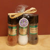 Mini Grinder Gift Set by Salty Wahine - Hawaiian Salts, by Salty Wahine