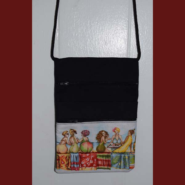 Shoulder String Bags, by Mailelani's , Accessories - Mailelani's, The Kauai Store  - 2