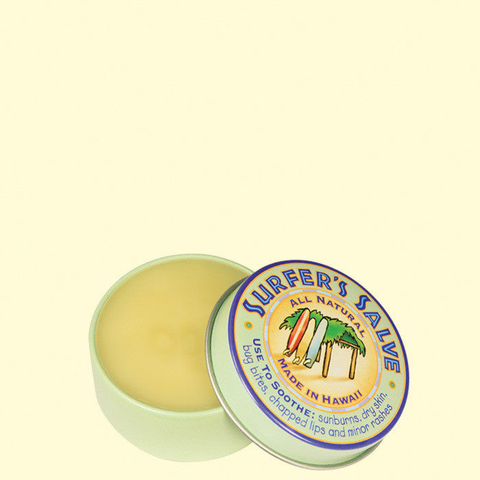 Surfers Salve, .8 oz. tin by Island Soap & Candle Works , Beauty - Island Soap & Candle Works, The Kauai Store
