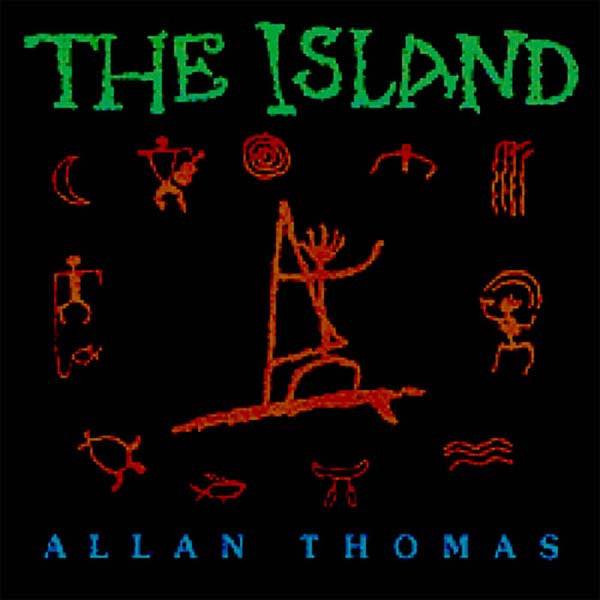 The Island, by Allan Thomas , Music - Allan Thomas, The Kauai Store