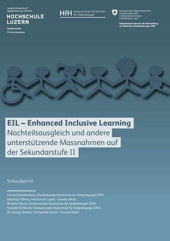 EIL – Enhanced Inclusive Learning