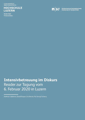 Intensivbetreuung im Diskurs – Open Access Version