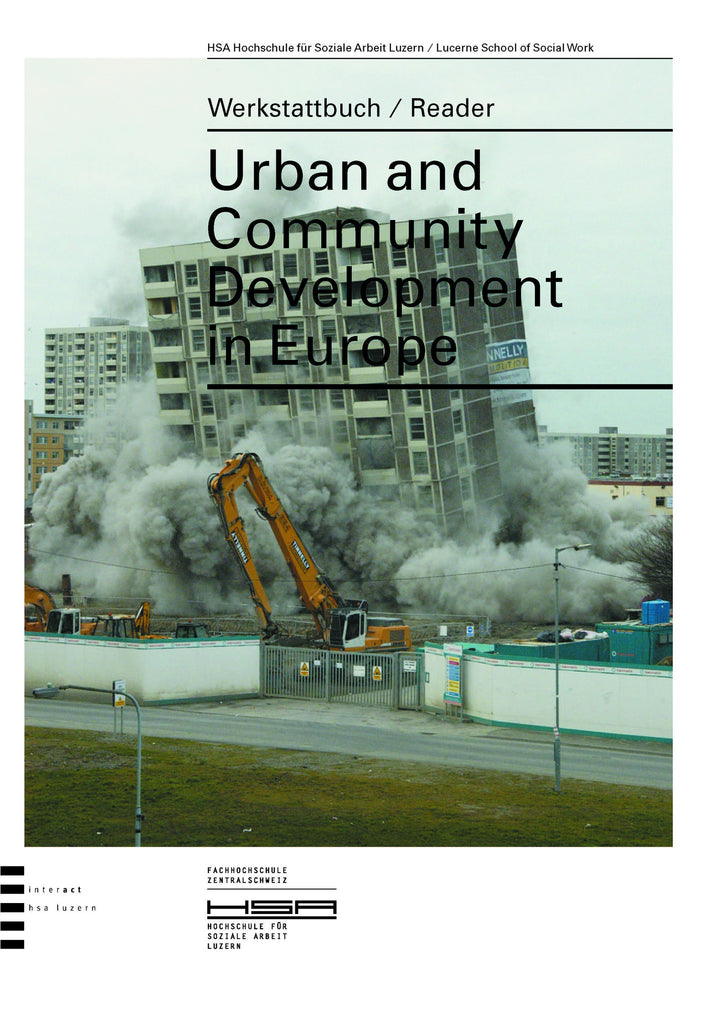 Urban and Community Development