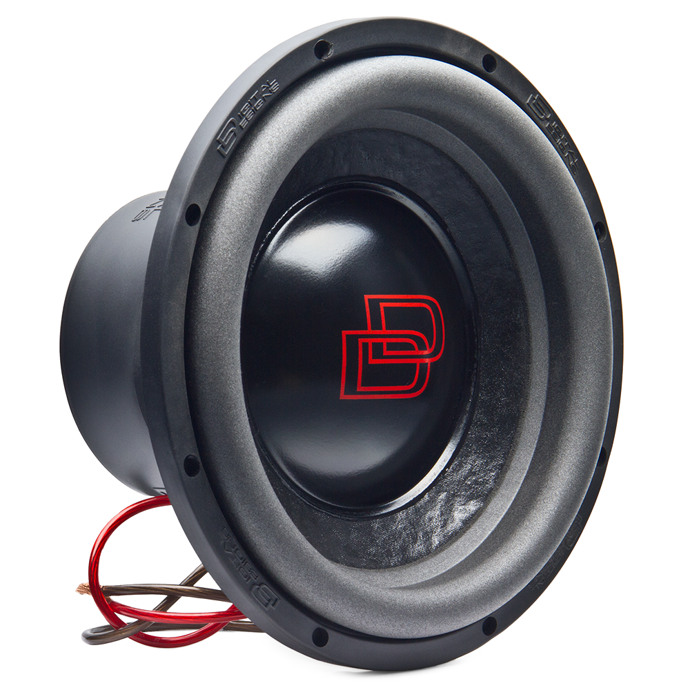 "Digital Designs 12"" 2500 series subwoofer DD2512"
