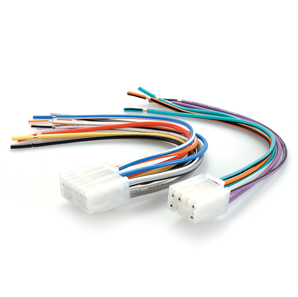 Daihatsu Wiring Harness Trusted Diagrams Toyota Trailer Adapter For Oem To Bare Ford Diagram