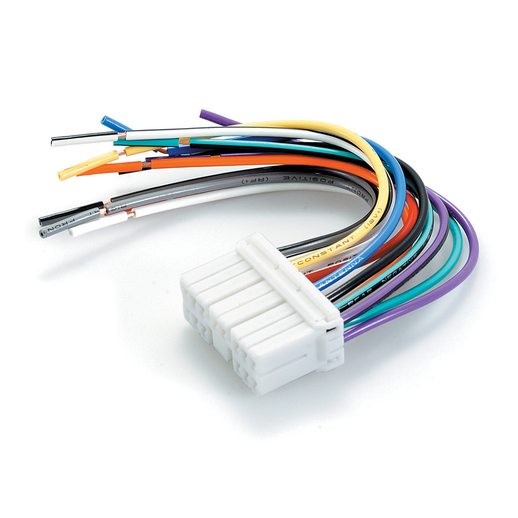 Wiring Harness Adapter For Holden Vr Vs In Car To Bare Wire Management