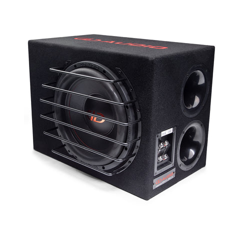 DD Audio subwoofer package special offer (LE-M12-D2 + DM500a + EA3.1)