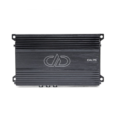 Digital Designs DD Audio D4.75 Mini 4-Channel Amplifier