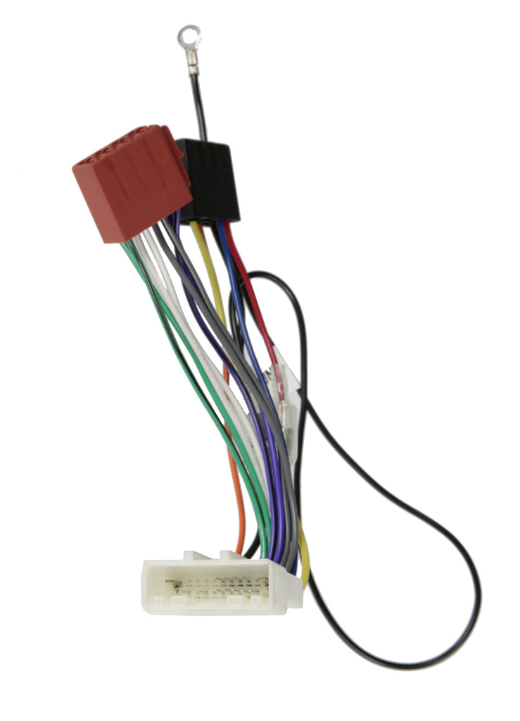 wiring harness adapter for subaru nissan to iso plug (app091