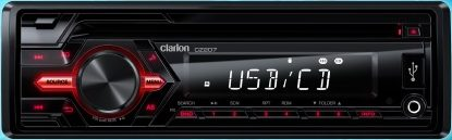 Clarion CZ207AU CD / USB / AUX-IN / SD / MP3 / WMA RECEIVER