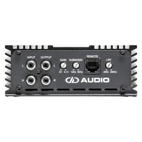 Digital Designs DD Audio DM500a Mono Amplifier