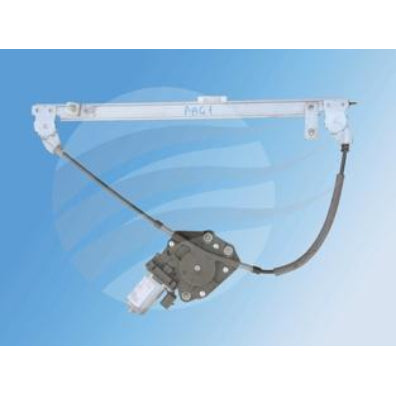 POWER WINDOW REGULATOR & MOTOR ALFA ROMEO 147 2 & 4 DOOR 2001-2009 LHF (ERM0147LF)